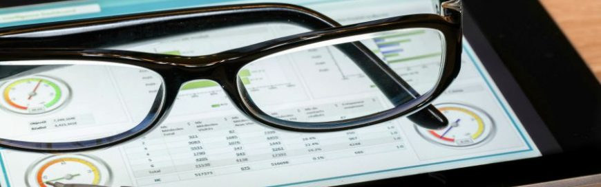 Three types of business dashboards