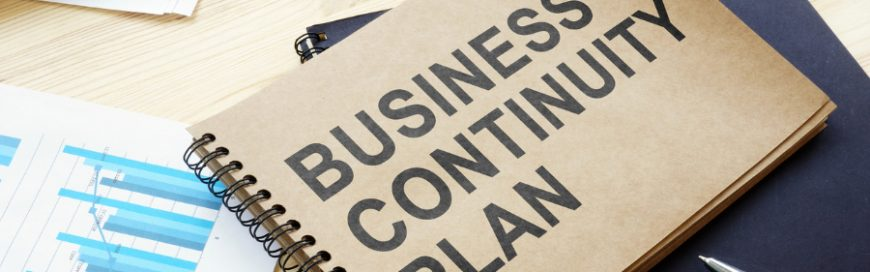 The importance of having a business continuity plan (BCP)